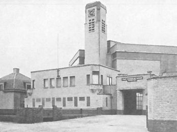 A Branch Church in The Hague (1925)