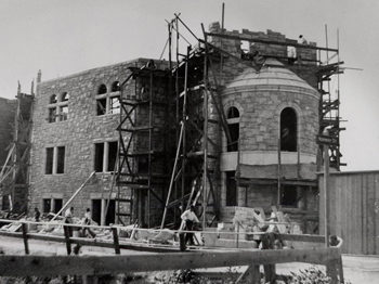Building The Mother Church (1894)
