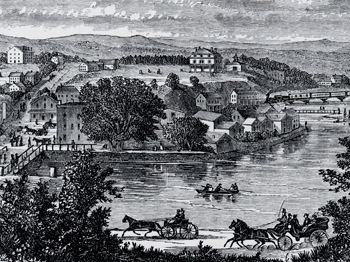 Coming of Age in Tilton (1836-1853)