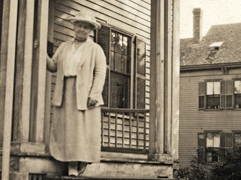 Mrs. Longyear's House-Hunting Expeditions (1920-1923)