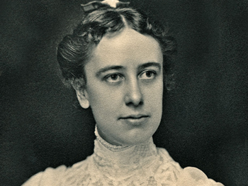 Abigail Dyer Thompson in the Class of 1898