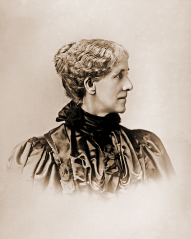 Julia Bartlett, C.S.D. Photograph, Longyear Museum collection.