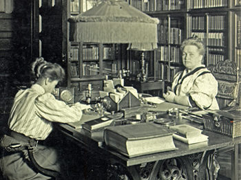 Mary Beecher Longyear: Historic Preservation Pioneer