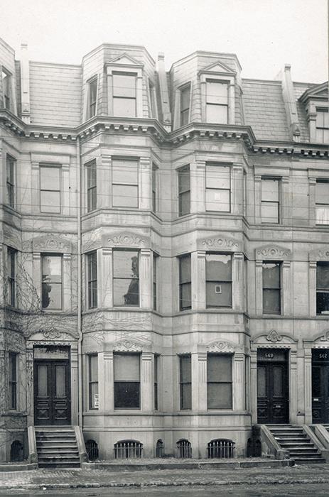 1866-1889 | Longyear Museum