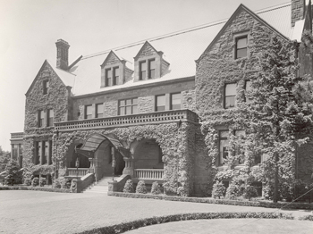 The Longyear Mansion (1917)
