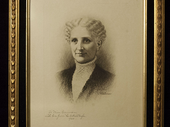 The Gaspard Portrait of Mary Baker Eddy