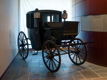 The Brougham Carriage