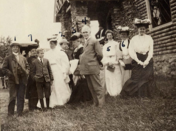 Memories of the White Mountain Church (1890s)