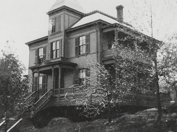 Mrs. Eddy's Home in Roslindale