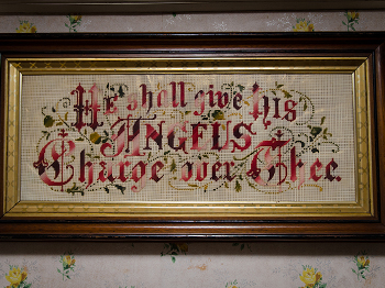 Christian Values in Victorian Décor