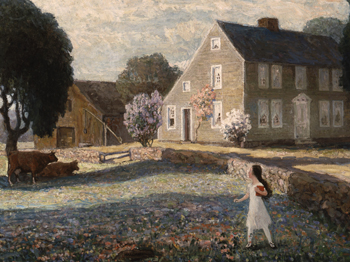 Mary Baker Eddy: A Poet Since Childhood