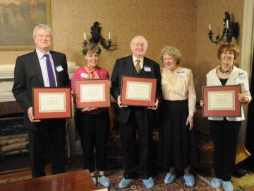 Award for Lynn Restoration