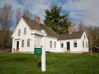 Stoughton House Recognized