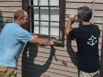 Matching grant challenge for Amesbury window restoration project