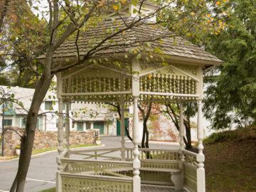Pleasant View summerhouse restoration begins