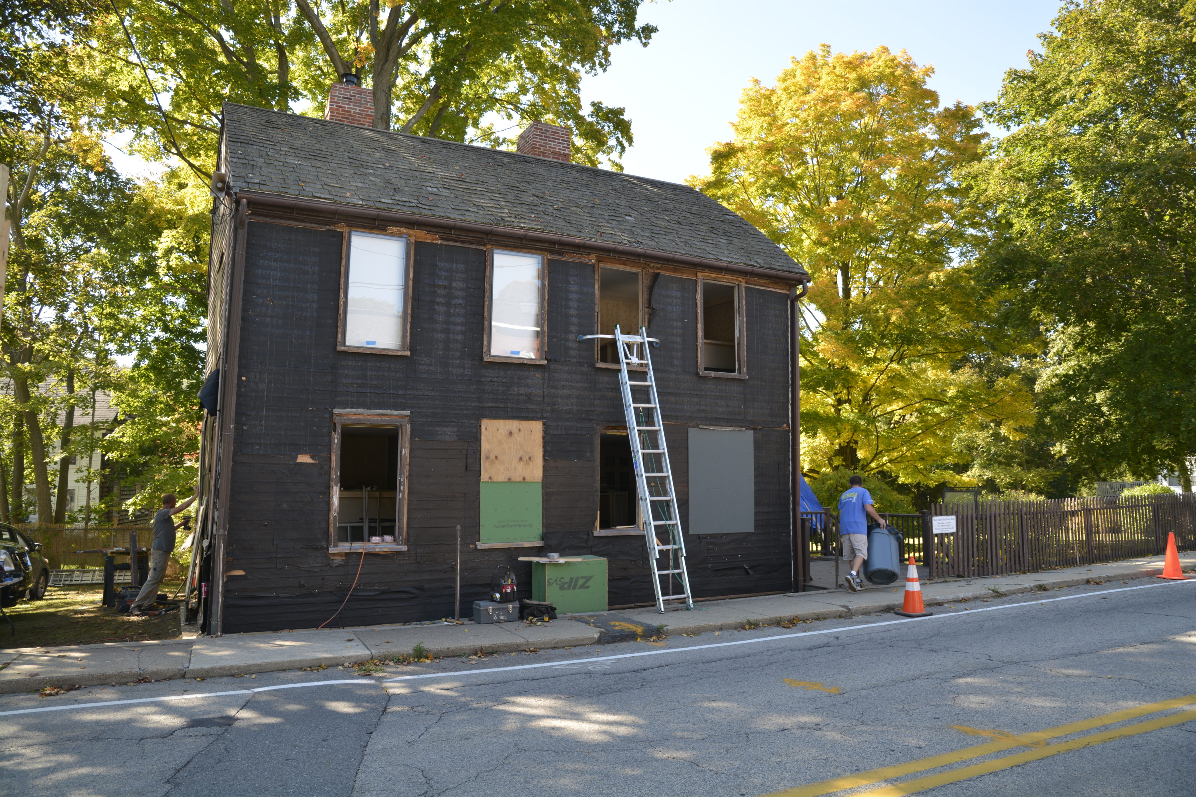 Up Close With The Amesbury Restoration An Event And New