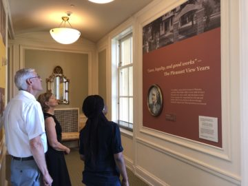New Longyear exhibits on the West Coast