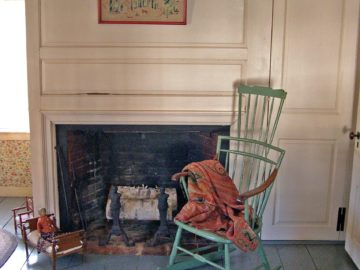 Matching challenge grant for Amesbury interior restoration