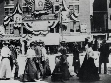 The 1899 Old Home Week