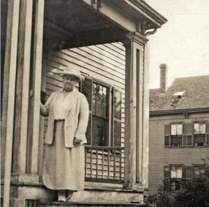 Mary Beecher Longyear