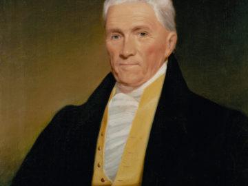 Patriots in Their Midst: The Baker Family's Ties to Gov. Benjamin Pierce
