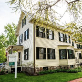 Historic House Appeal